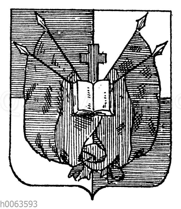 Wappen von Santo Domingo