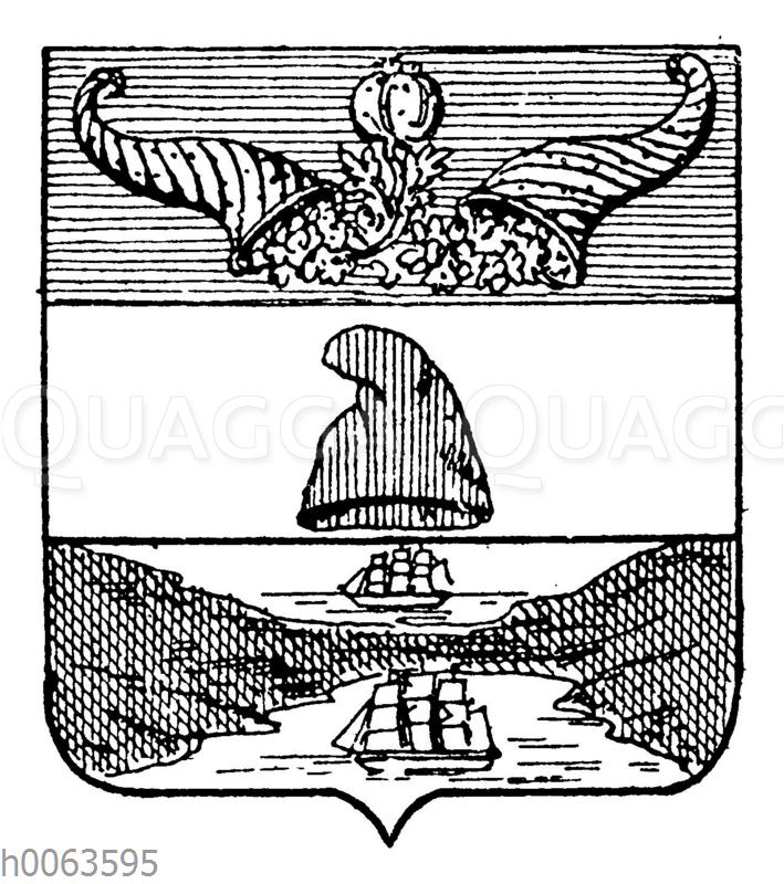 Wappen der Vereinigten Staaten von Columbia