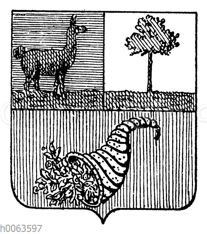 Wappen von Peru