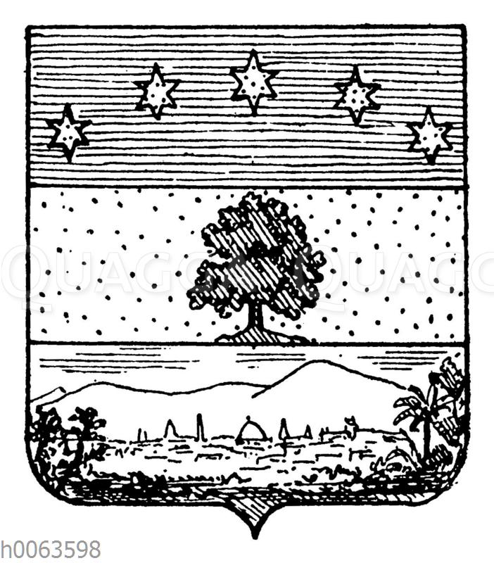Wappen von Bolivien