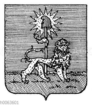 Wappen von Paraguay
