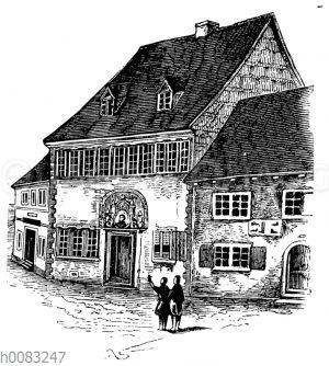 Luthers Geburtshaus