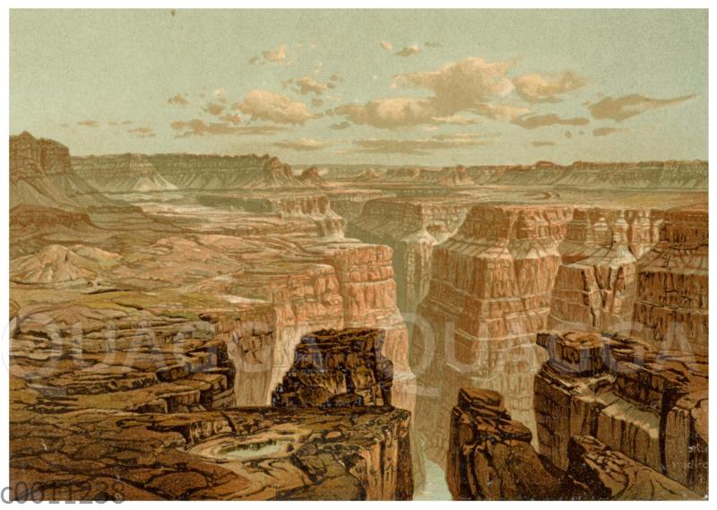 Grand Canon in Colorado