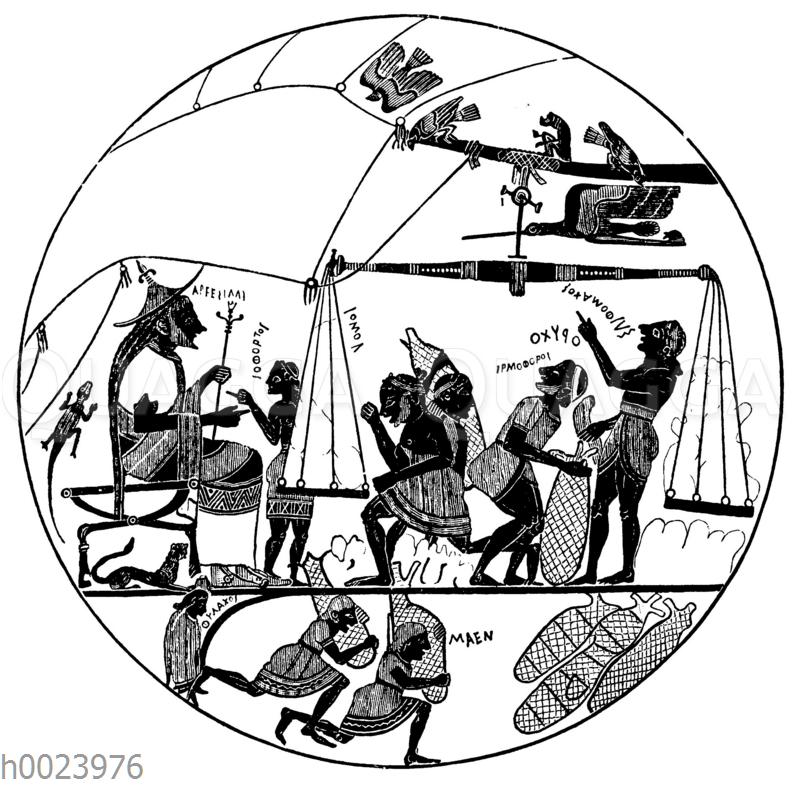 Die Arkesilas-Schale