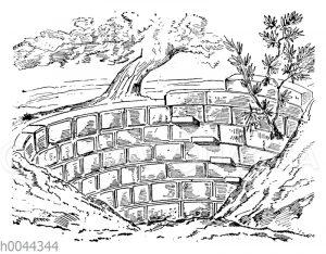Zisterne griechischen Ursprungs