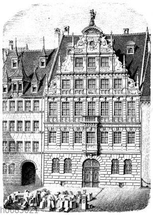 Pellers Haus in Nürnberg