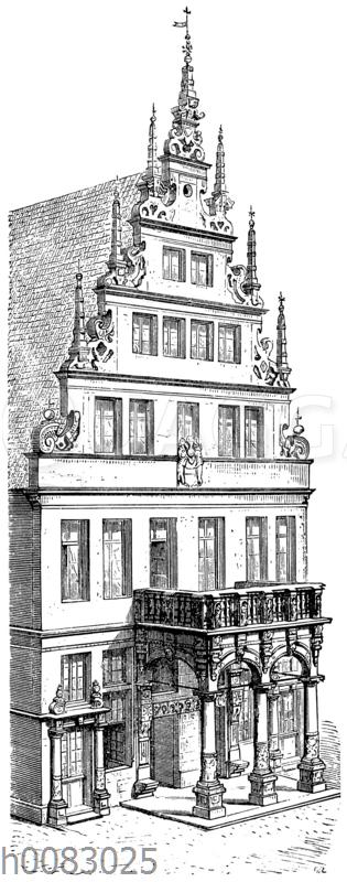 Stadtweinhaus in Münster