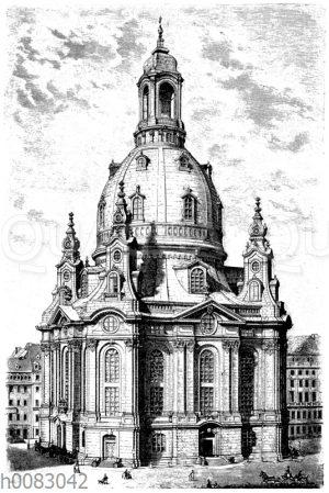 Frauenkirche in Dresden