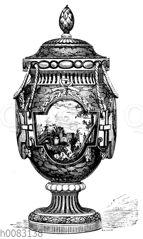 Sogenannte Vase von Fontenay