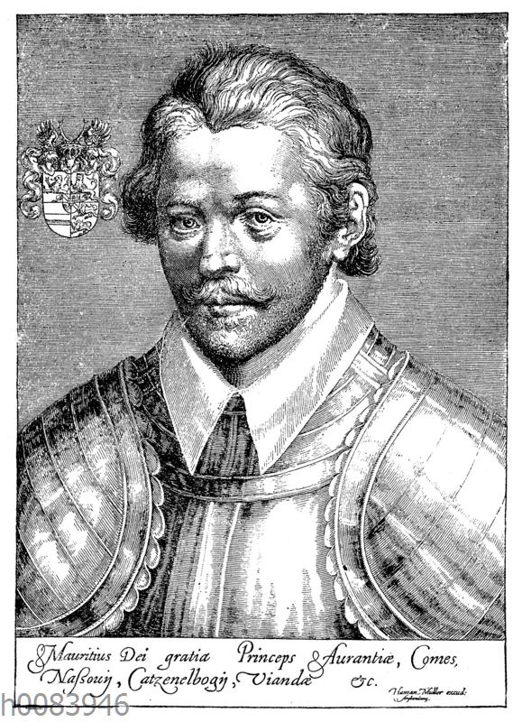 Herzog Moritz von Nassau