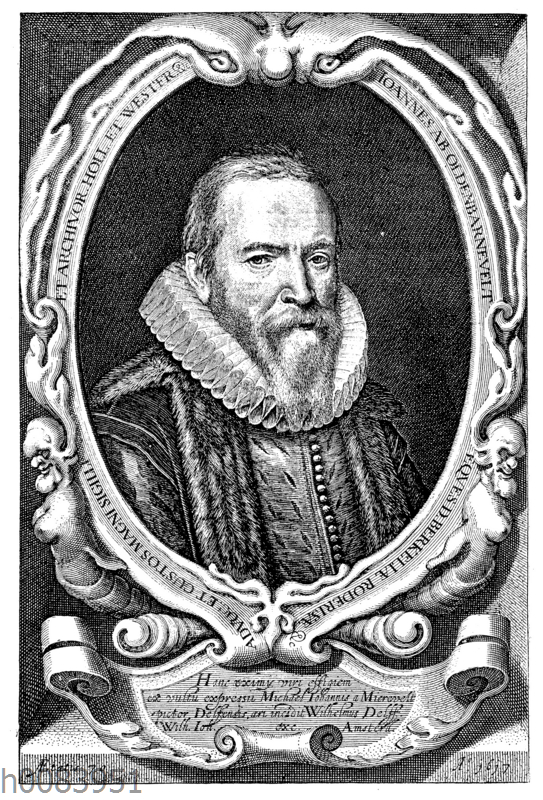 Jan van Oldenbarnevelt