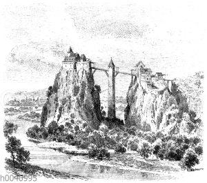 Schloss Wildenstein an der Donau